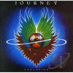 Journey - Evolution CD Cover Art