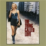 Thing Called Love O.S.T. - Thing Called Love (Music From The Paramount Motion Picture Soundtrack) DB Cover Art