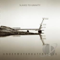 Slaves To Gravity - Underwater Outer Space CD Cover Art