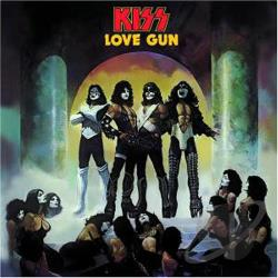 Kiss - Love Gun CD Cover Art