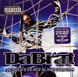 Da Brat - Anuthatantrum CD Cover Art
