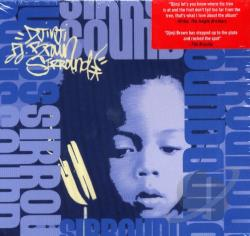 Brown, Djinji - Sirround Sound CD Cover Art