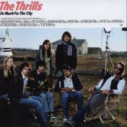 Thrills - So Much for the City CD Cover Art
