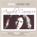 Carrasco, Angela - Ellas Cantan Asi CD Cover Art