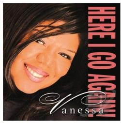 Williams, Vanessa - Here I Go Again! CD Cover Art