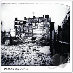 Paatos - Kallocain CD Cover Art