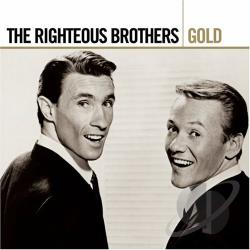 Righteous Brothers - Gold CD Cover Art