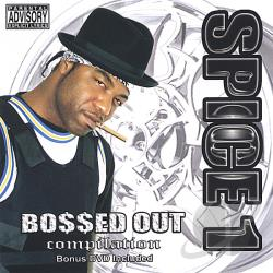 Spice 1 - Bossed Out Compilation CD Cover Art