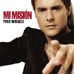 Meneguzzi, Paolo - Mi Mision CD Cover Art
