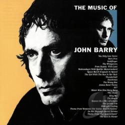 Barry, John - Music of John Barry CD Cover Art