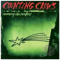 Counting Crows - Recovering the Satellites CD Cover Art