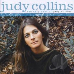 Collins, Judy - Very Best of Judy Collins CD Cover Art