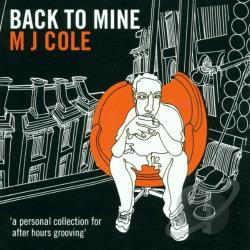Cole, M.J. - Back to Mine CD Cover Art
