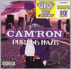 Cam'Ron - Purple Haze CD Cover Art