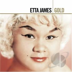 James, Etta - Gold CD Cover Art