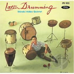 Shiraki, Hideo - Latin Drumming CD Cover Art