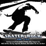 Skater Rock, Vol. 1 - 3 CD Cover Art