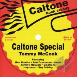 Caltone Special CD Cover Art