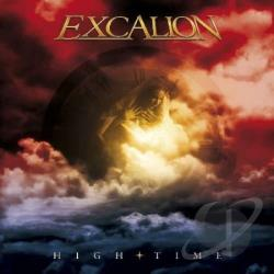 Excalion - High Time CD Cover Art