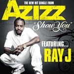 Ray J - Show You DB Cover Art