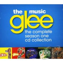 Glee - Glee: the Music: The Complete Season 1 CD Collection CD Cover Art