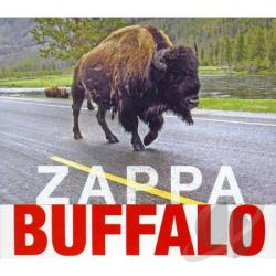 Zappa, Frank - Buffalo CD Cover Art