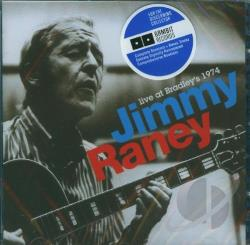 Raney, Jimmy - At Bradley's 1974 CD Cover Art