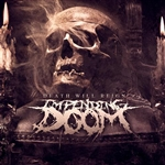 Impending Doom - Death Will Reign CD Cover Art