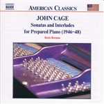 Berman / Cage - Cage: Sonatas and Interludes for Prepared Piano CD Cover Art