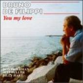 Filippi, Bruno De - You My Love CD Cover Art