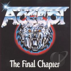 Accept - Final Chapter CD Cover Art