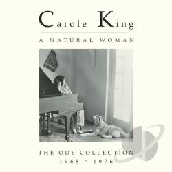 King, Carole - Natural Woman: The Ode Collection (1968-1976) CD Cover Art