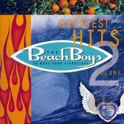 Beach Boys - Greatest Hits, Vol. 2: 20 More Good Vibrations CD Cover Art