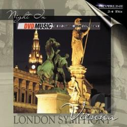 London Symphony Orchestra - Night In Vienna DVA Cover Art