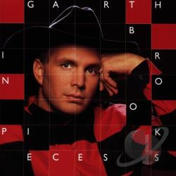 Brooks, Garth - In Pieces CD Cover Art