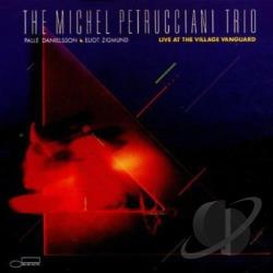 Michel Petrucciani Trio / Petrucciani, Michel - Live at the Village Vanguard CD Cover Art