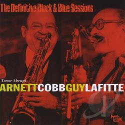 Cobb, Arnett - Definitive Black & Blue Sessions: Tenor Abrupt CD Cover Art