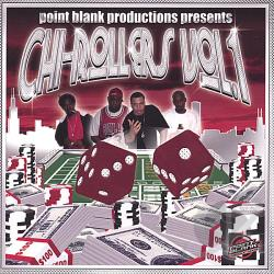 Point Blank Productions / Various Artists - Chi - Rollers, Vol. 1 CD Cover Art