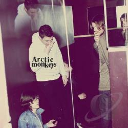 Arctic Monkeys - Humbug CD Cover Art