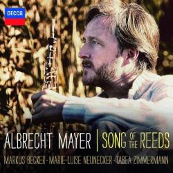 Mayer, Albrecht - Song of the Reeds CD Cover Art