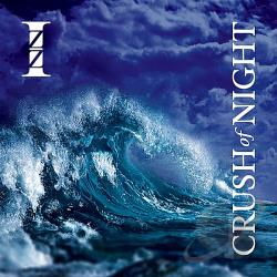 Izz - Crush of Night CD Cover Art