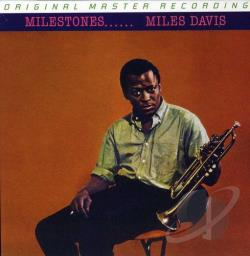 Davis, Miles - Milestones CD Cover Art