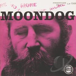 Moondog - More Moondog/The Story of Moondog CD Cover Art