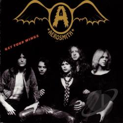 Aerosmith - Get Your Wings CD Cover Art
