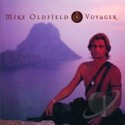 Oldfield, Mike - Voyager CD Cover Art