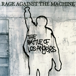 Rage Against The Machine - Battle of Los Angeles CD Cover Art