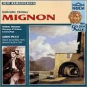 Di Stefano / Simionato - Thomas: Mignon / Picco, Simionato, Di Stefano, et al CD Cover Art