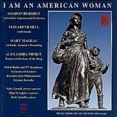 Hershey/Bell/Mageau/Pierce - I Am An American Woman - Hershey, Bell, Mageau, Pierce CD Cover Art