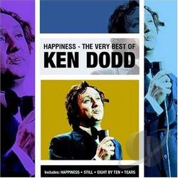 Dodd, Ken - Happiness: The Very Best of Ken Dodd CD Cover Art