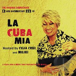 Original Soundtrack / Various Artists - La Cuba Mia CD Cover Art